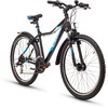 s'cool troX urban 26 21-S - Vélo junior Enfant - noir